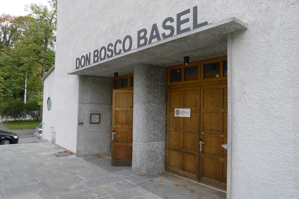 Haupteingang des Musikzentrums: Äusserlich gibt es kaum Änderungen. | © Regula Vogt-Kohler